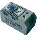 Rozpínací kontakt pro skříňový rozvaděč Rose LM TH-K, (hystereze cca 6 K) 0 - +60 °C