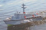 MTB 67 stavebnice torpédoborce