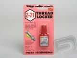 Z-71 Threadlocker červený 6ml (0,2fl oz) nerozebíratelný zajišťovač šroubových spojů
