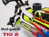 Lapače nečistot - KYOSHO MP9 TKI2,3 a 4