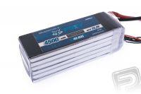 FOXY G3 Li-Po 4500mAh/22.2V 40/80C 99.9Wh