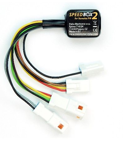 SpeedBox2 for Yamaha PW