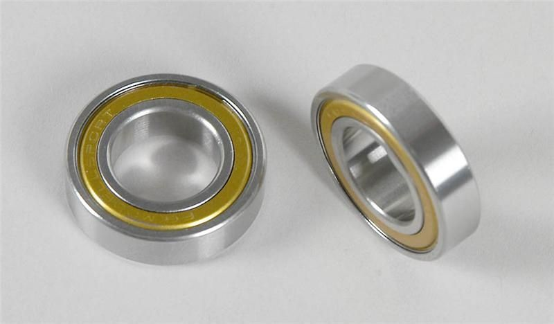 Kuličková ložiska 15x28x7mm, 2 ks.