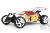 HiMOTO buggy Z-3 1:10 elektro RTR set 2,4GHz červená