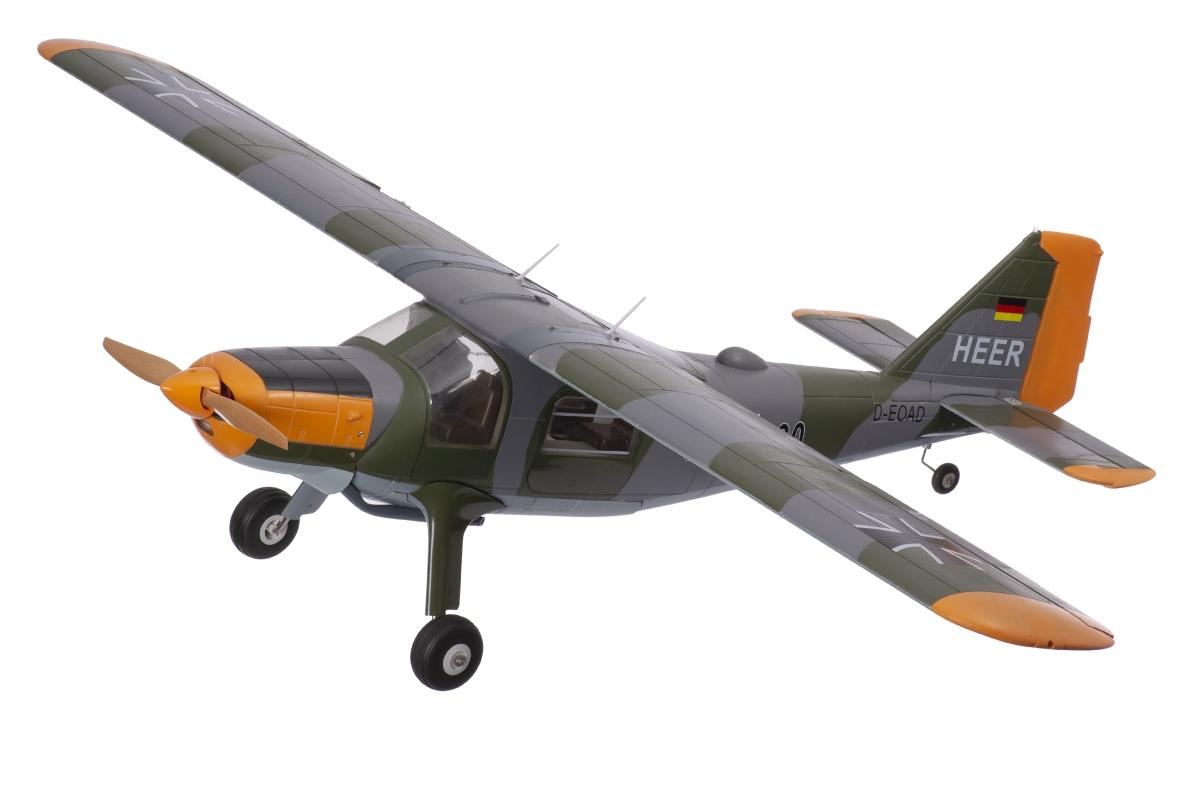 DO-27 1600mm ARF Kamuflážní