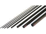 Uhlíková tyčka 1.5mm (1m)
