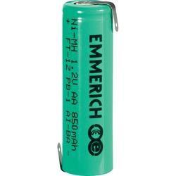 Akumulátor NiMH Emmerich AA 850 mAh, ZLF