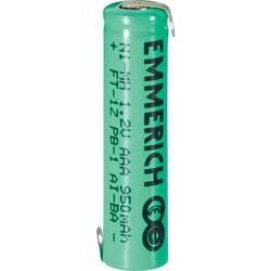 Akumulátor NiMH Emmerich AAA 950 mAh, ZLF