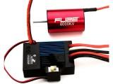 Střídavý elektromotor Fuze Mini 6000ot/V + reg.