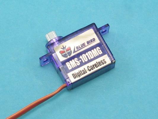 Servo Blue Bird BMS-101DMG