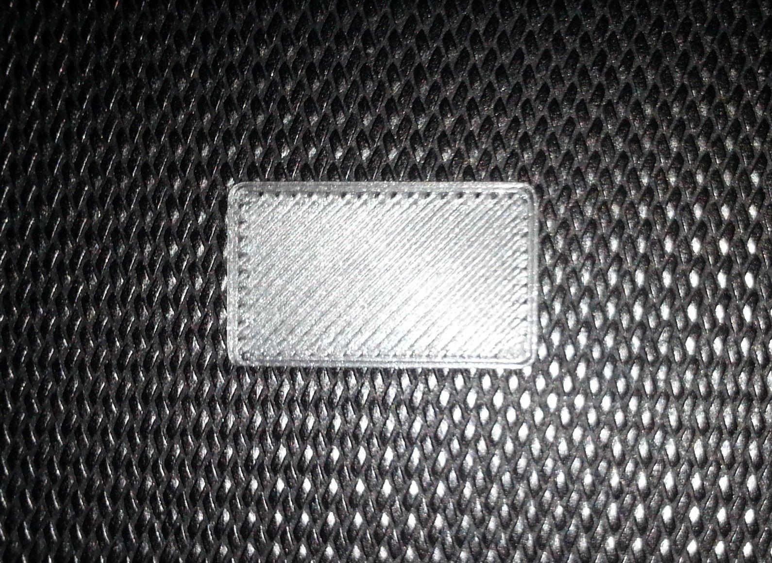 Závěs ohýbací vyroben z PLA 1ks Modelobchod