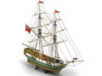 MAMOLI Portsmouth 1796 1:64 kit