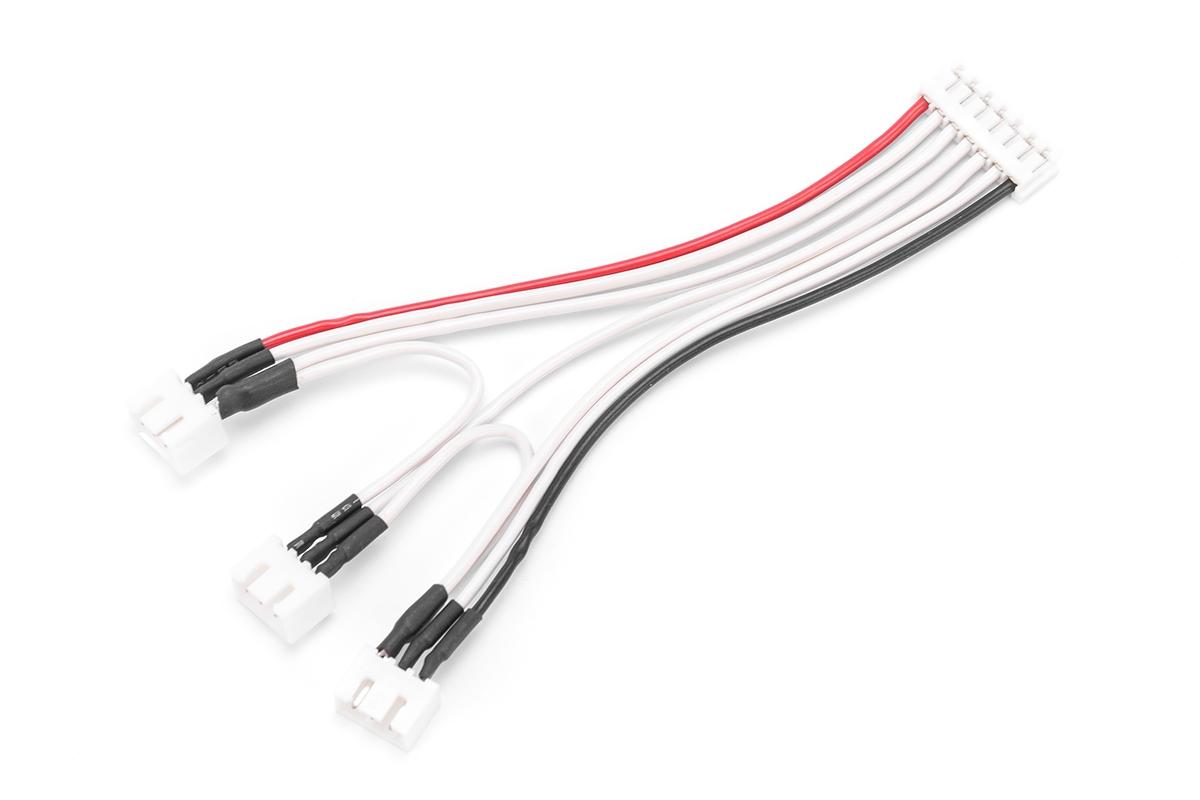 Adapter kabel 3 x 2S XH-EHR