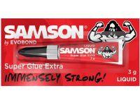 SAMSON SG Extra 3g řídké vteř. lepidlo