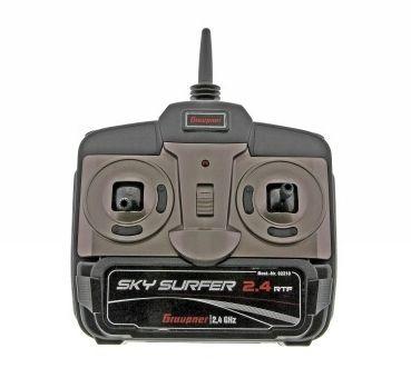 Náhradní vysílač 2,4GHz, Sky Surfer