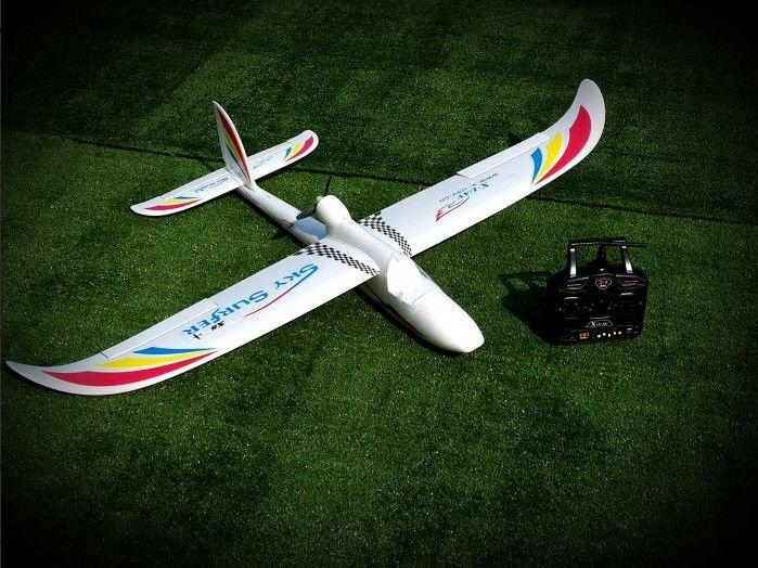 Sky Surfer X8 RTF Mod 1 + STANDBOX PLANE