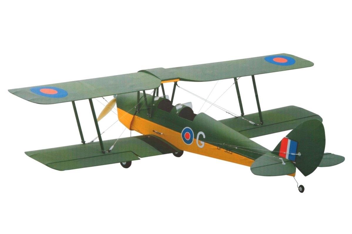 Tiger Moth (1250mm) EP ... bez výškovky