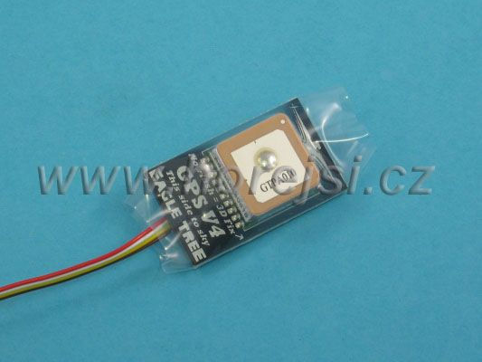 E-logger GPS V4