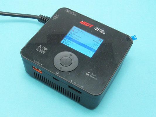 Nabíječ iSDT D1 ACDC 250W