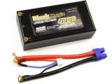 LiPol Black Magic 7.4V 4200mAh 35C EC3 96mm Ascender