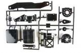 Tamiya TT-02 D Parts