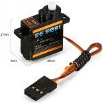 Mikroservo Emax ES9051