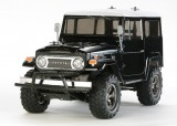 CC-01 Toyota Land Cruiser 40 Black (ESC+LED)