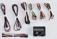 světelný set 10x LED diod