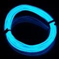 TRON LED Wire Light Tube Kit - světle modrá