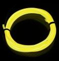 TRON LED Wire Light Tube Kit - žlutá