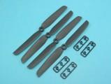 Vrtule 6x3 carb/nylon (2x l+p)