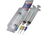 Injekční stříkačky 5ml se 3 jehlami pro aplikaci lepidel