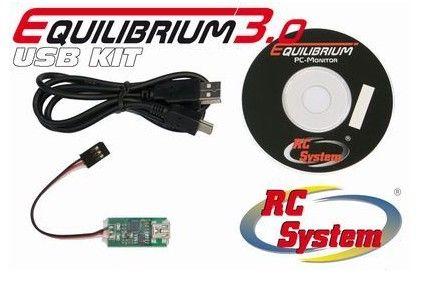 RC System - Equilibriium 3 USB Kit