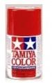 Tamiya PS15 červená metalíza