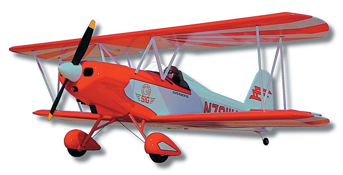 SIG Smith Miniplane 1120mm BIY stavebnice