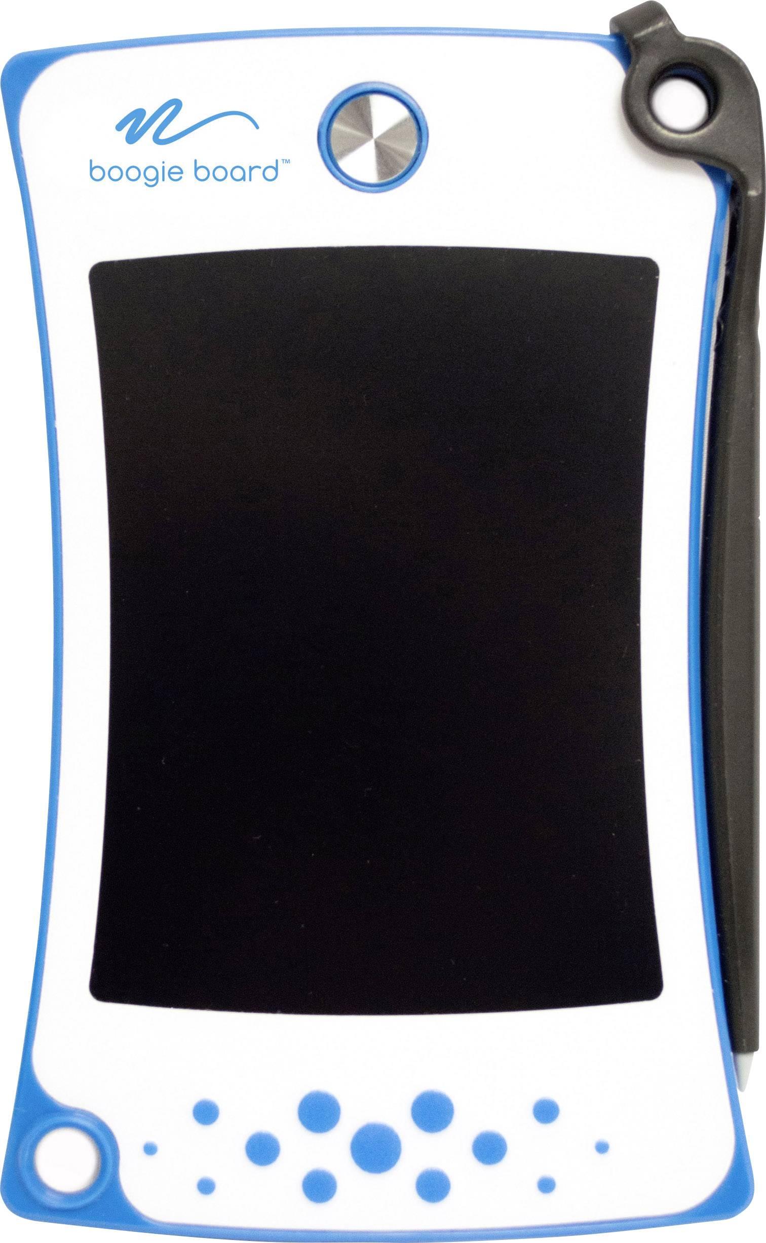 Digitální zápisník Boogie Board Jot 4.5 modrá, bílá