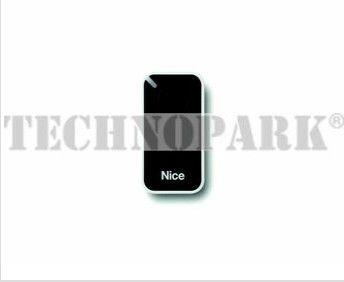 INTI2 - Dálkový ovladač dvoutlačítkový černý