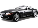 Bburago 1:18 BMW Z4 černá