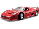 Bburago Ferrari F50 1:18 červená