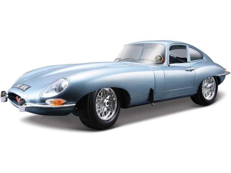 Bburago 1:18 Jaguar E-type Coupe
