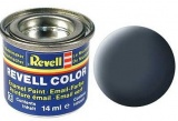 Barva Revell syntetická 14ml - antracit matná č.9