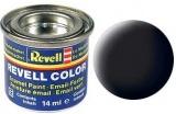 Barva Revell syntetická 14ml - černá matná č.8