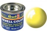 Barva Revell syntetická 14ml - lesklá žlutá č.12