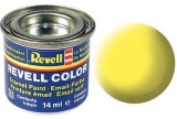 Barva Revell syntetická 14ml - matná žlutá č.15