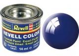 Barva Revell syntetická 14ml - Ultramarine modrá lesklá č.51