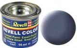 Barva Revell syntetická 14ml - šedá matná č.57