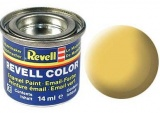 Revell syntetická 14ml - Africká hnědá matná č.17