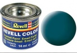 Revell syntetická 14ml - mořská zelená matná č.48