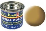 Revell syntetická 14ml - písková matná č.16