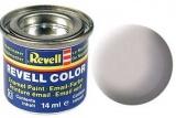Revell syntetická 14ml - šedá střední matná č.43